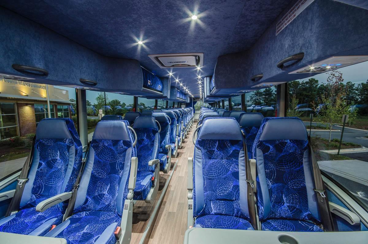 Tour Bus Rental In Atlanta