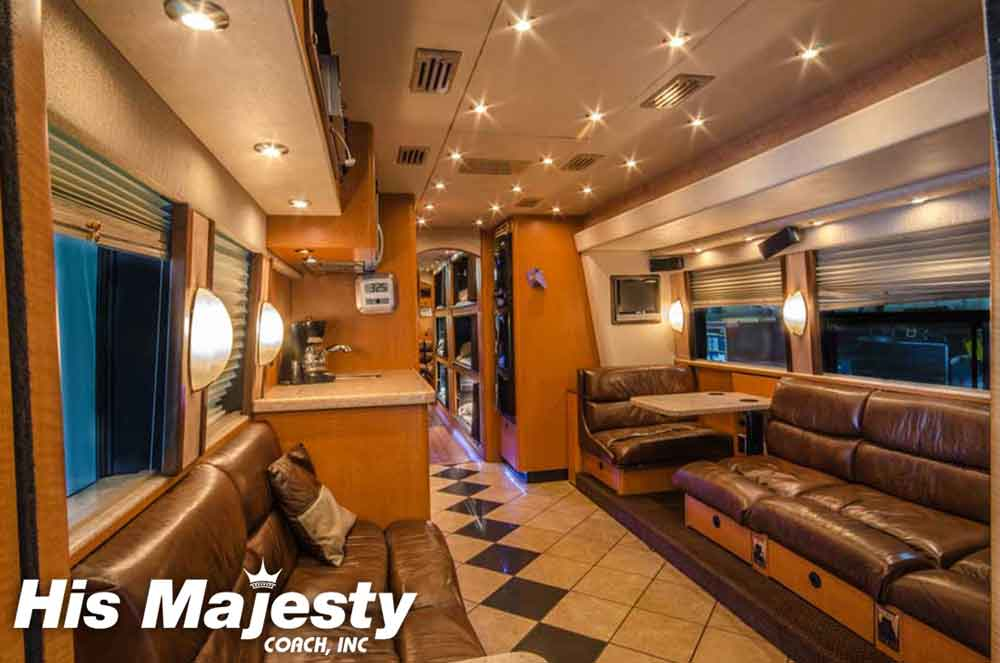 Luxury Tour Bus Sale