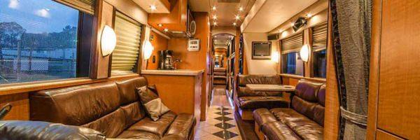 Entertainer Bus Rental