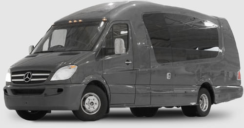 Luxury Sprinter Rental