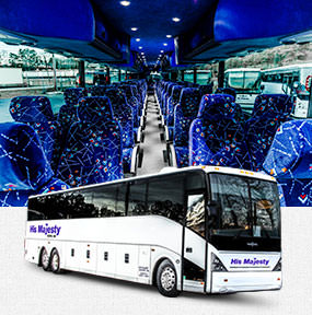 Sleeper Bus Rentals